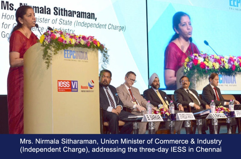 India showcases engg  prowess at IESS in Chennai – Indian Business
