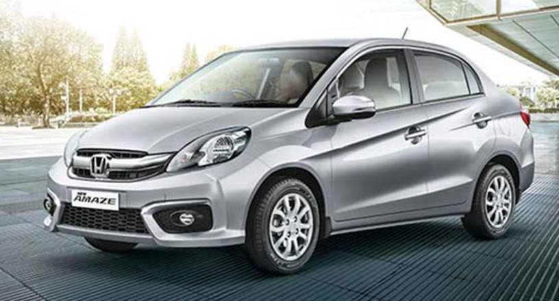 Honda Cars India Introduces Special Editions Of City Amaze And Wr V