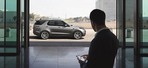 Land Rover Discovery - Remote Premium