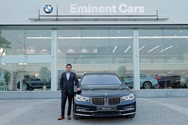 01 Image Mr. Ankur Jain, Dealer Principal, Eminent Cars